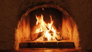 Fireplace I - Cover
