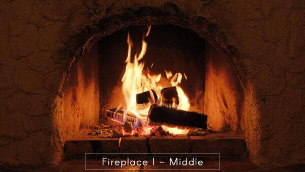 Fireplace I - Middle